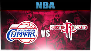Clippers Vs Rockets – Round 2 – Game 7 – Playoff – May 17, 2015