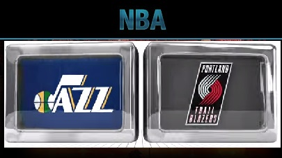 Portland Trail Blazers Vs Utah Jazz Monday, October 12, 2015