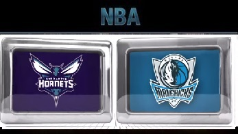Charlotte Hornets vs Dallas Mavericks Thursday, November 5 2015