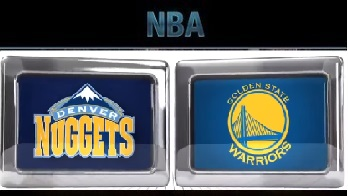 Denver Nuggets vs Golden State Warriors Friday, November 6 2015