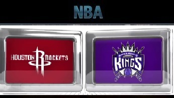 Houston Rockets vs Sacramento Kings  Friday, November 6 2015