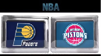 Indiana Pacers vs Detroit Pistons Tuesday, November 3 2015