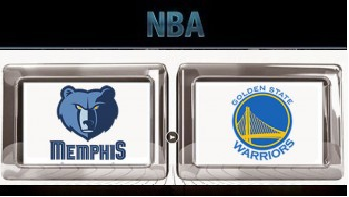 Memphis Grizzlies at Golden State Warriors  Monday, November 2 2015