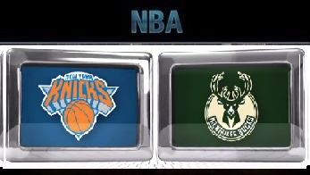 New York Knicks vs Milwaukee Bucks Friday, November 6 2015