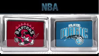 Toronto Raptors vs Orlando Magic Friday, November 6 2015