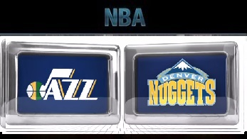 Utah Jazz at Denver Nuggets Thursday, November 5 2015