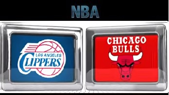 Los Angeles Clippers vs Chicago Bulls – December 10,2015