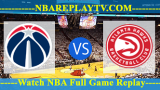 Game 1: Atlanta Hawks vs Washington Wizards – Apr 16, 2017
