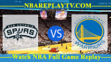 Playoffs – San Antonio Spurs vs Golden State Warriors – Apr 16, 2018
