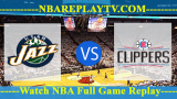 Game 2 – Utah Jazz vs LA Clippers – Apr 18, 2017
