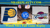 Playoffs – Indiana Pacers vs Cleveland Cavaliers – Apr 18, 2018