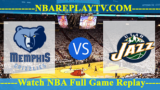 Utah Jazz vs Memphis Grizzlies – Nov 12, 2018
