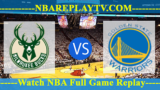 Golden State Warriors vs Milwaukee Bucks – Nov 08, 2018