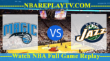 Utah Jazz vs Orlando Magic – July 12, 2018