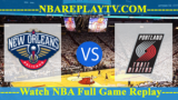Playoffs – Portland Trail Blazers vs New Orleans Pelicans – Apr 17, 2018