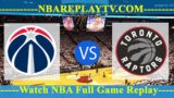 Playoffs – Toronto Raptors vs Washington Wizards – Apr 17, 2018