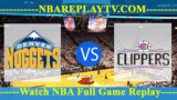 LA Clippers vs Denver Nuggets – Oct 17, 2018