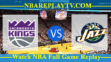 Sacramento Kings vs Utah Jazz – Oct 17, 2018