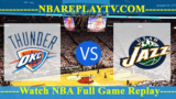 Playoffs – Utah Jazz vs Oklahoma City Thunder – Apr 18, 2018