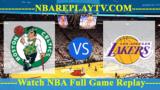 Game 1: Los Angeles Lakers vs Boston Celtics – June 5, 2008